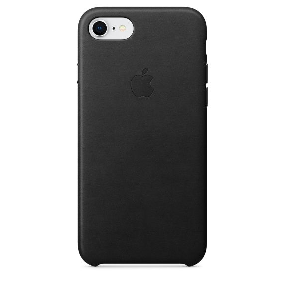 Apple  MQH92ZMA Leather Case iPhone SE 2020/8/7 Black