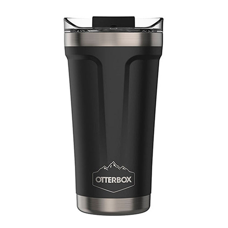 Otterbox  77-59418 Elevation Tumbler w/Lid 16 OZ Silver Panther
