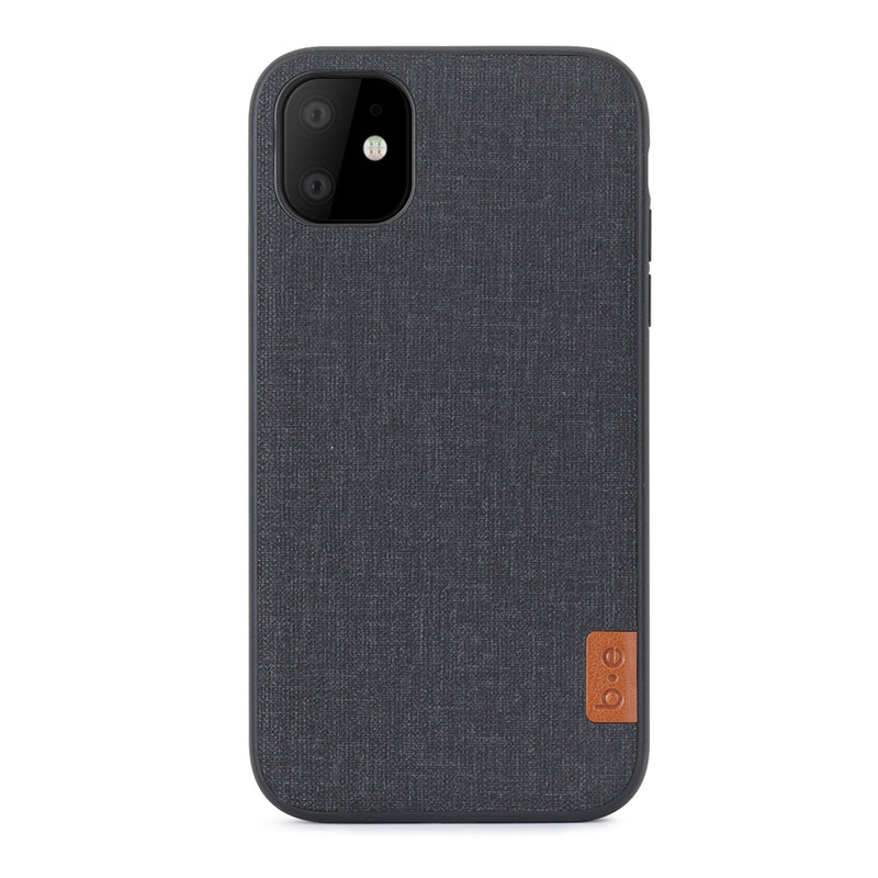 Blu Element  BECH61DG Chic Collection Case iPhone 11/XR Dark Gray