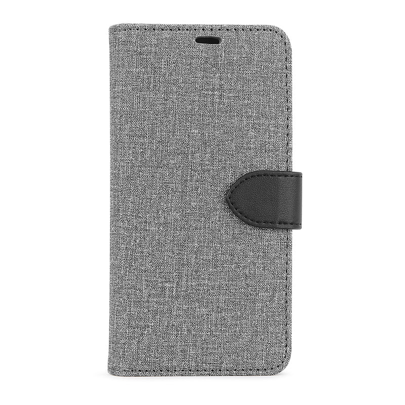 Blu Element  BE2158GB 2 in 1 Folio iPhone 11 Pro Gray/Black