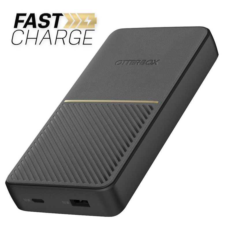 Otterbox  7852568 Fast Charge Power Bank 20000 mAh Black