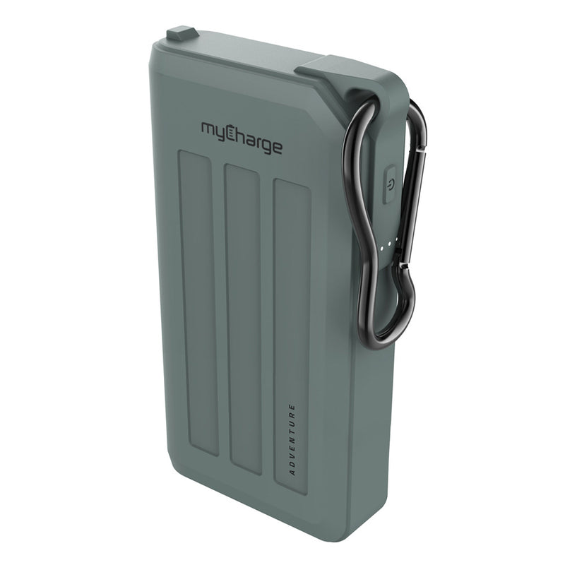 myCharge  AHC15T Adventure H2O Powerbank 15000 mAh Teal