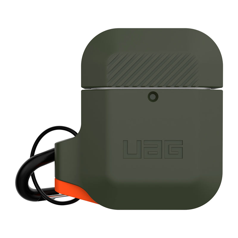 UAG  10185E117297 Silicone Case AirPods Olive Drab/Orange