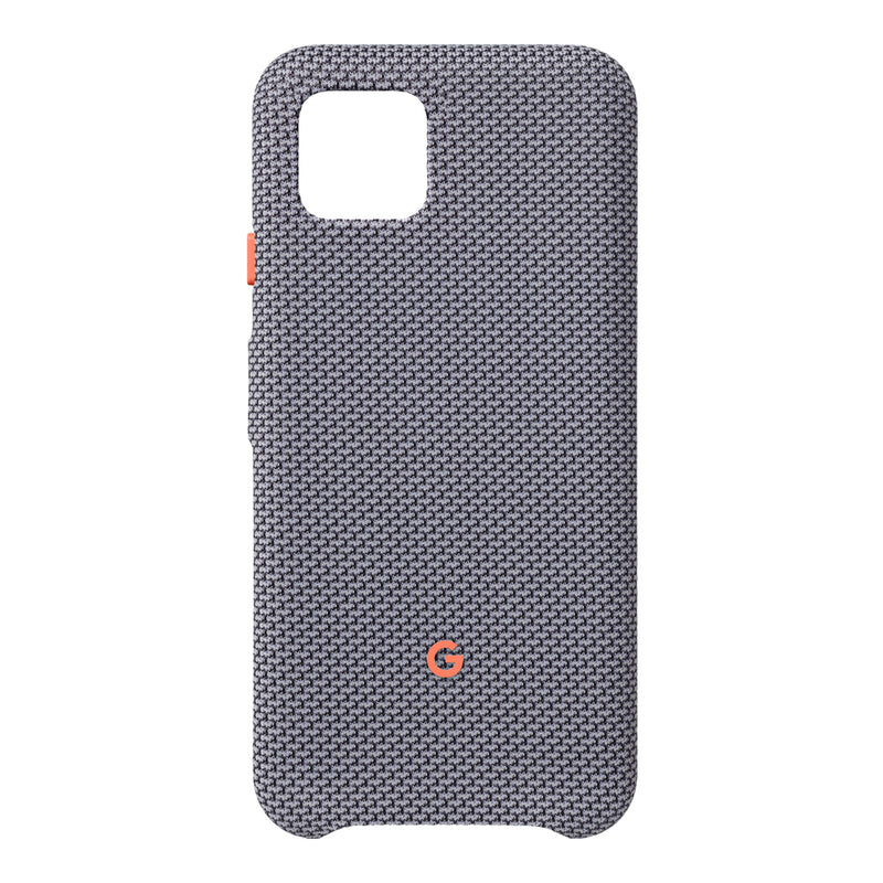 Google  GA01281 Fabric Case Pixel 4 Sorta Smokey (Gray)