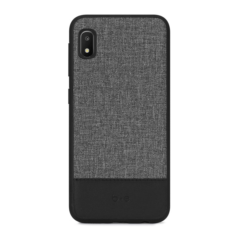 Blu Element  BECHGA10EGB Chic Collection Case Galaxy A10e Gray/Black