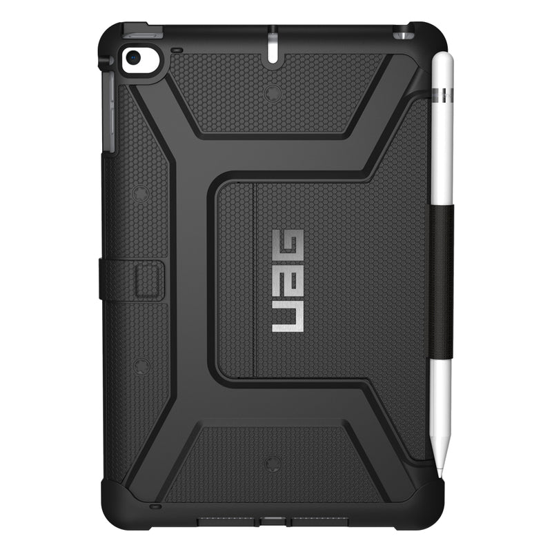 UAG  121616114040 Metropolis Folio iPad Mini 5 Black