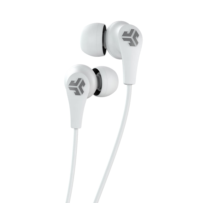 JLab Audio  IFCEBPRORWHTGRY123 JBuds Pro Wireless Earbuds White