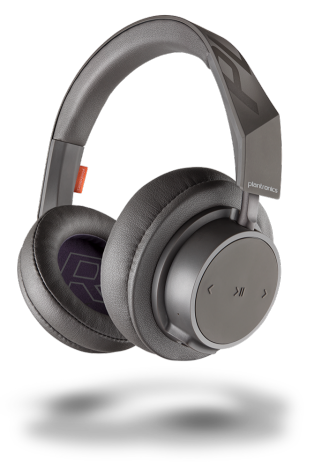 Plantronics  21139303 BackBeat Go 600 Headset Grey