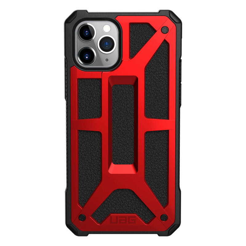 UAG  111721119494 Monarch iPhone 11 Pro Max Crimson
