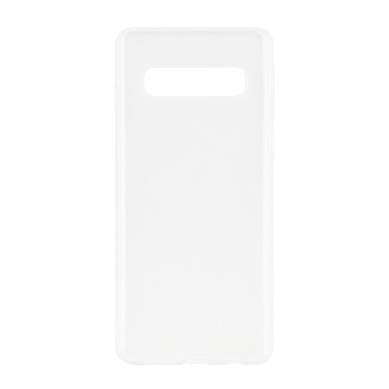 Blu Element  BEGS1MC Gel Skin Galaxy S10+ Clear