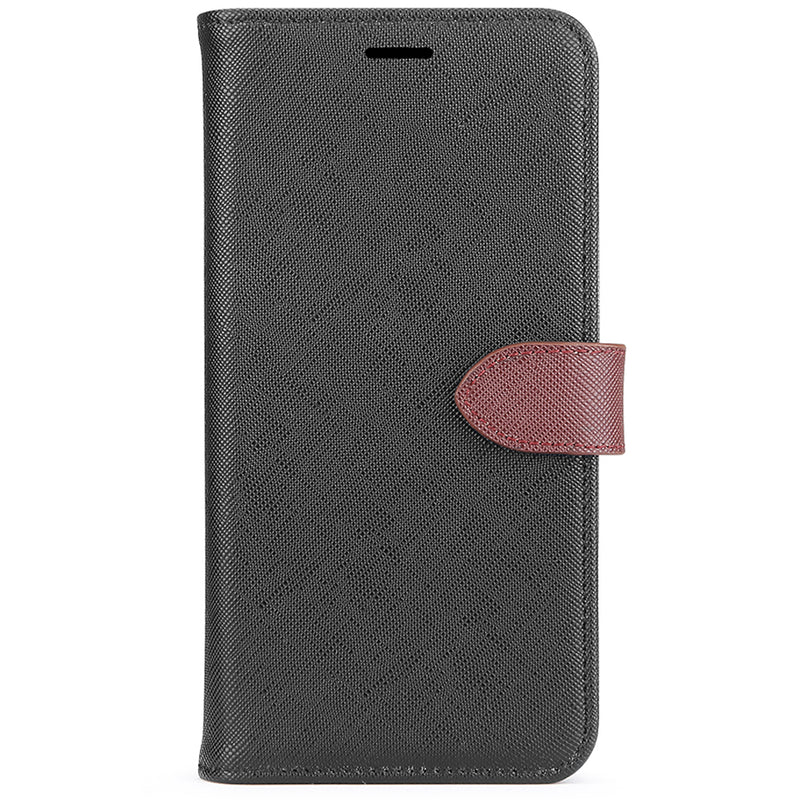 Blu Element  B21GP3XBB 2 in 1 Folio Pixel 3 XL Black/Brown