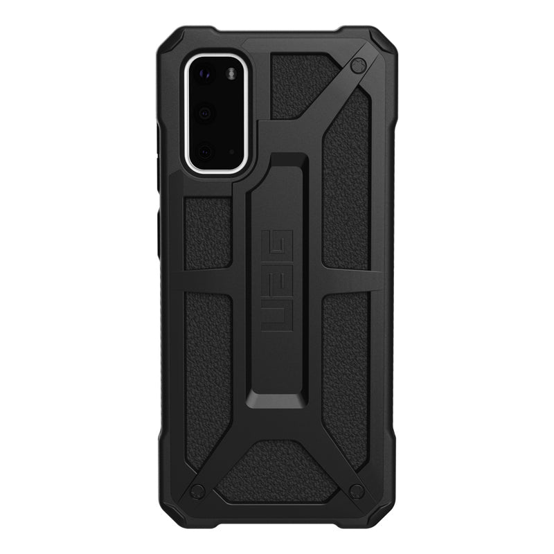 UAG  211971114040 Monarch Galaxy S20 Black