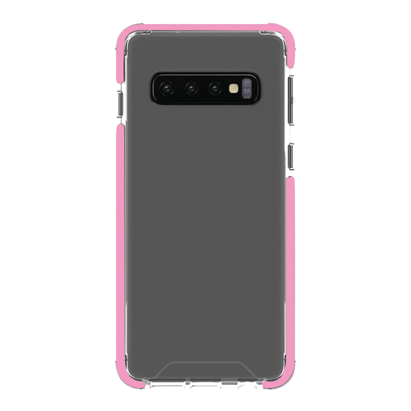 Blu Element  BDZS1MPK Dropzone Rugged Case Galaxy S10+ Pink