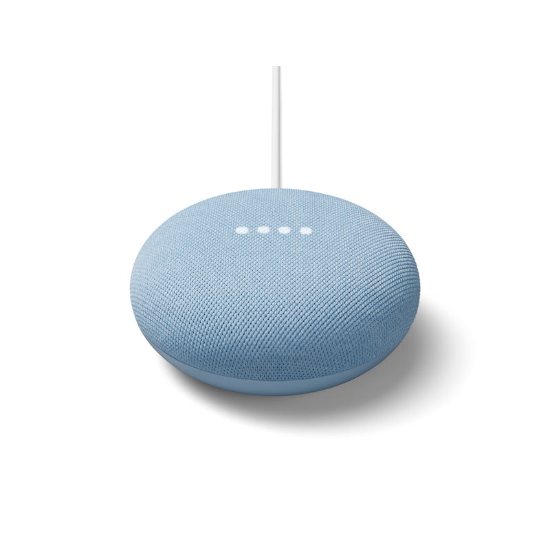 Google  GA01140CA Nest Mini V2 Como Blue