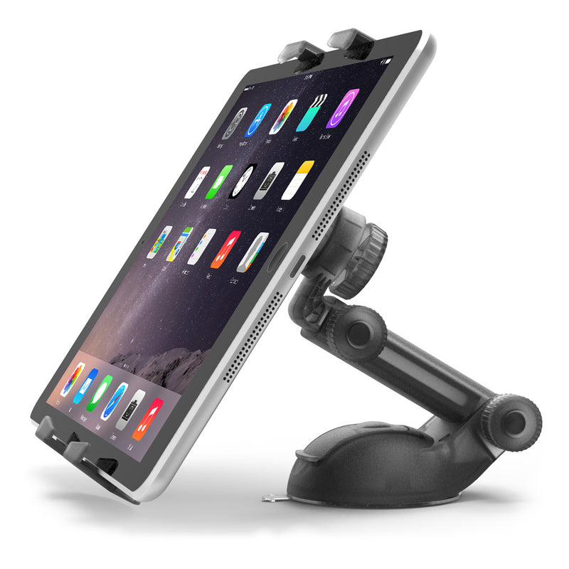iOttie  HLCRIO141 Smart Tap 2 Car Mount iPad 4/3/2 Black