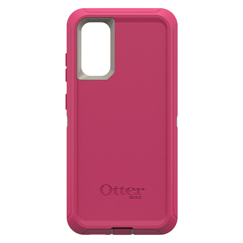 Otterbox  7764189 Defender Galaxy S20 Lovebug (Dove/Raspberry)