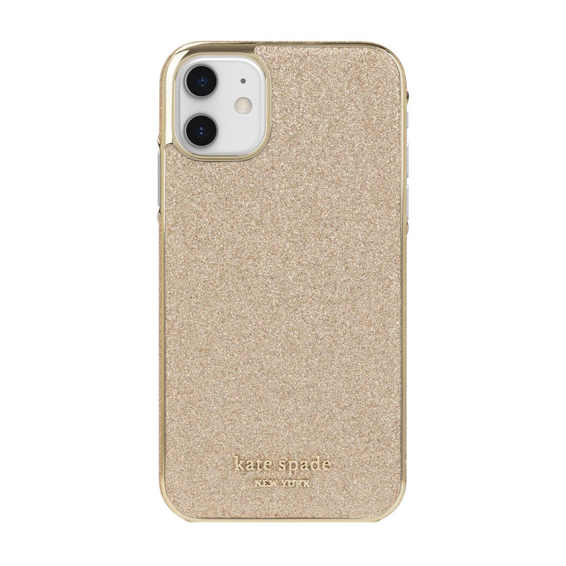 Kate Spade  KSIPH140GLDMN Wrap Case iPhone 11 Gold Munera