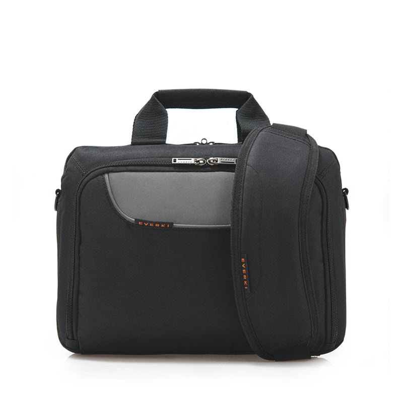 Everki  EKB407NCH11 Advance Laptop Bag/Briefcase up to 11.6 inch Black