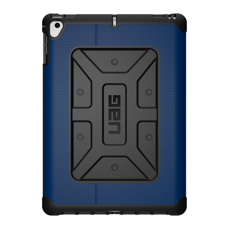 UAG  IPD17ECB Metropolis Folio iPad 9.7 2018/9.7 2017/Air 2/Air Black/Blue