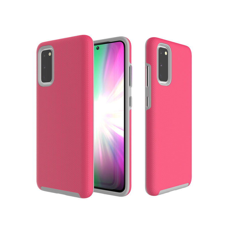 Blu Element  BEA2XGS11EP Armour 2X Galaxy S20 Pink