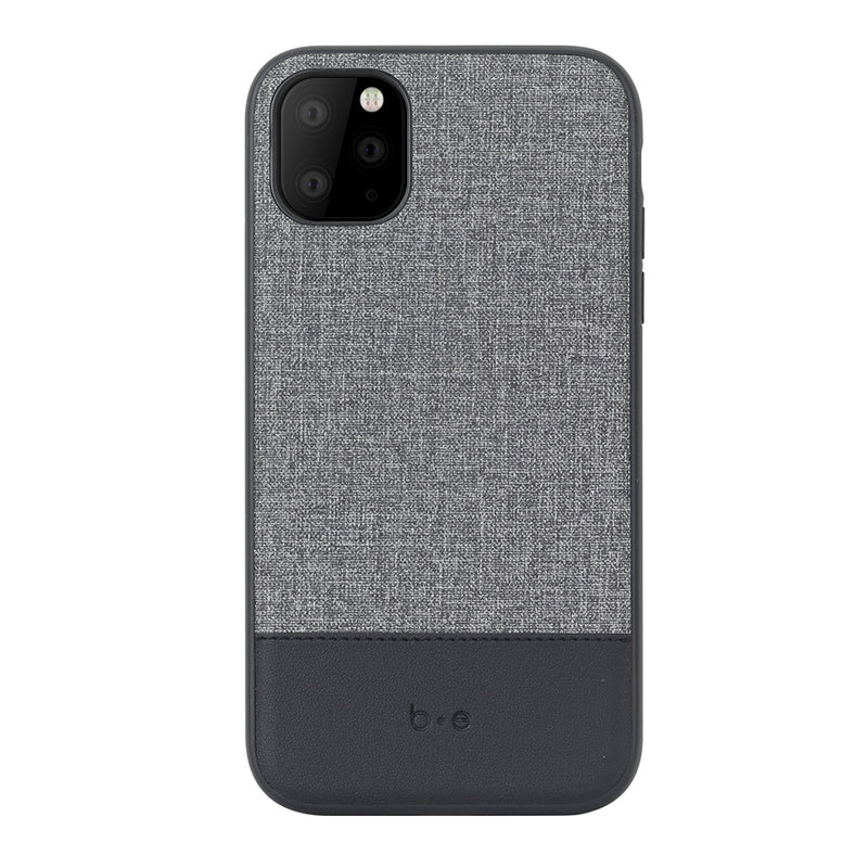 Blu Element  BECH58GB Chic Collection Case iPhone 11 Pro Gray/Black
