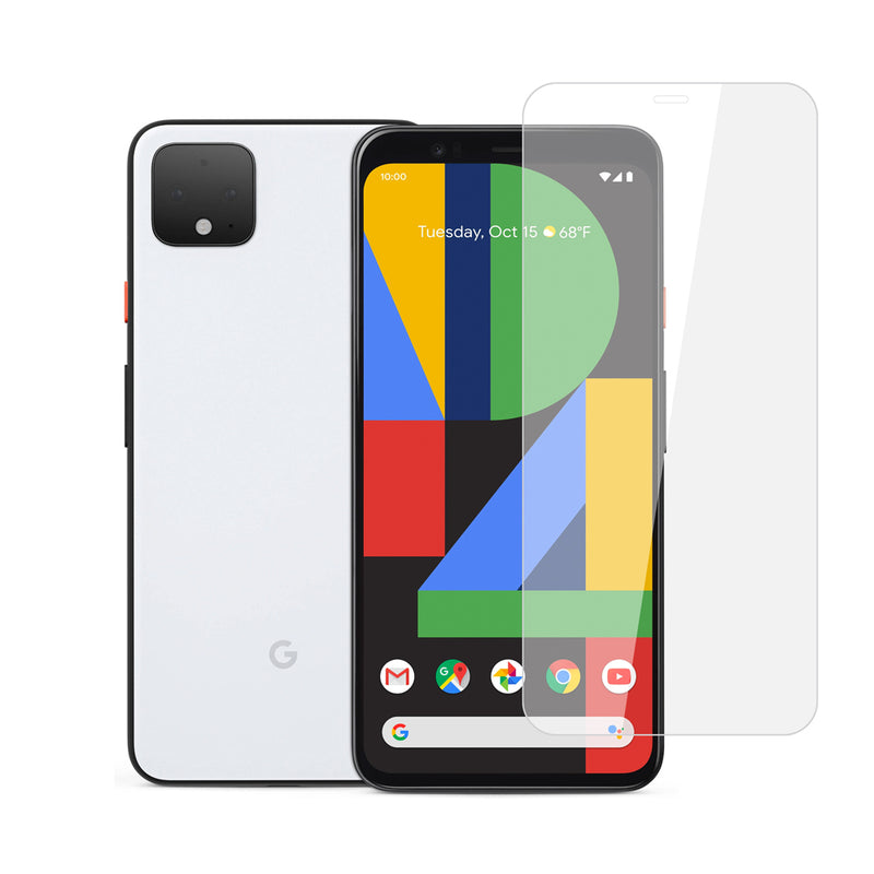 22 cases  Glass Screen Protector Pixel 4 XL