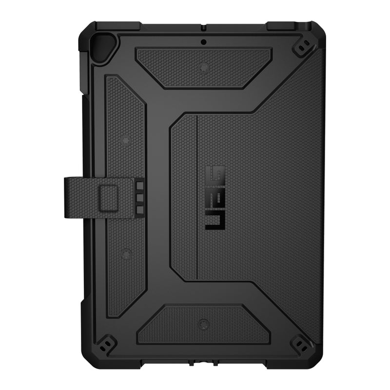 UAG  121916114040 Metropolis Folio iPad 10.2 2020/10.2 2019 Black