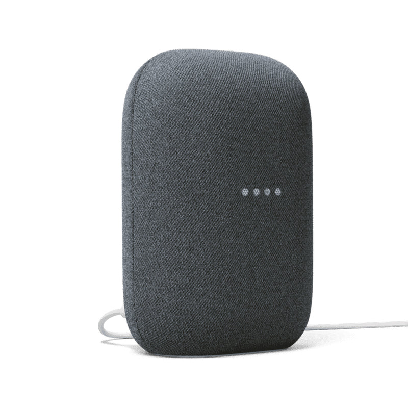 Google  GA01586CA Nest Audio Charcoal