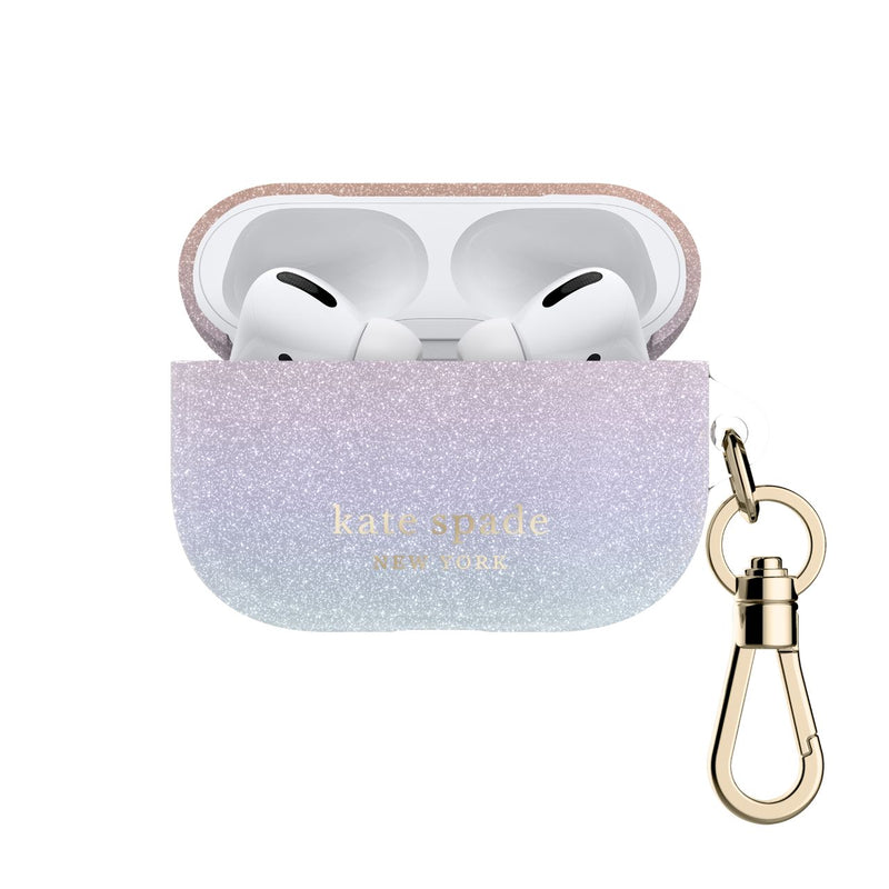 Kate Spade  KSAP002OMBGL Flexible Case AirPods Pro Ombre Glitter