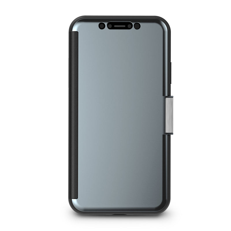 Moshi  99MO102022 StealthCover Folio iPhone XR Gunmetal Grey