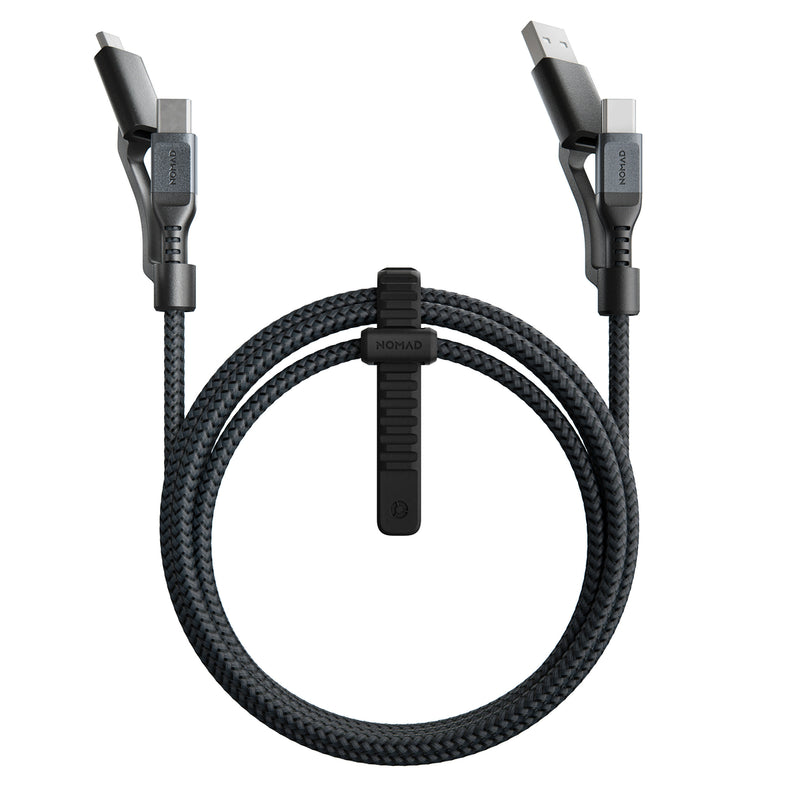 Nomad  NM0191C090 USB-C to USB-C Universal Cable Kevlar 5ft Black