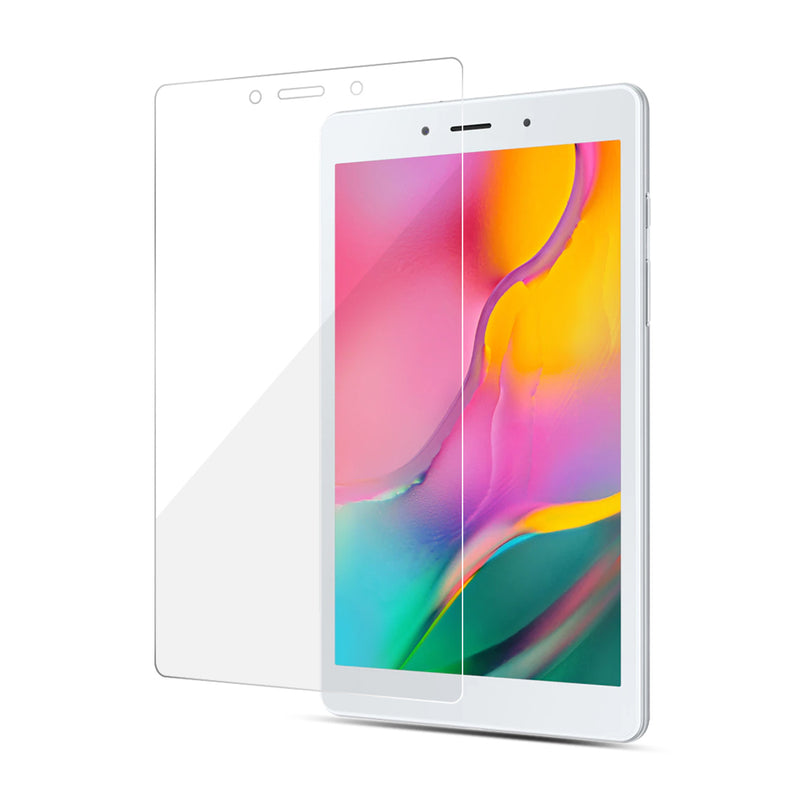 22 cases  Glass Screen Protector Galaxy Tab A 8.0 2019