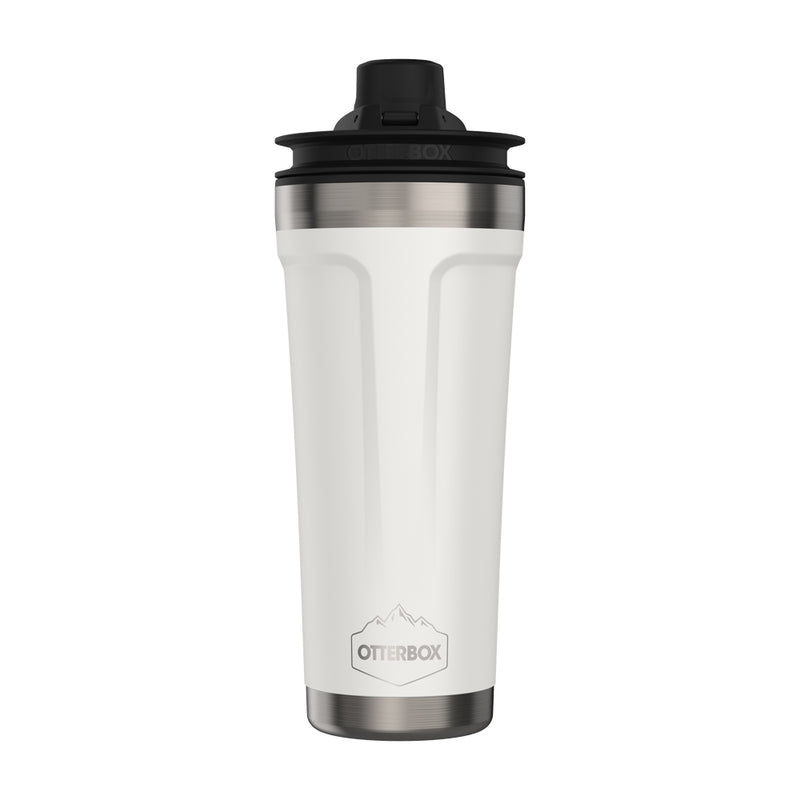 Otterbox  7764100 Elevation Tumbler w/hydra Lid 20 OZ Ice Cap (White)