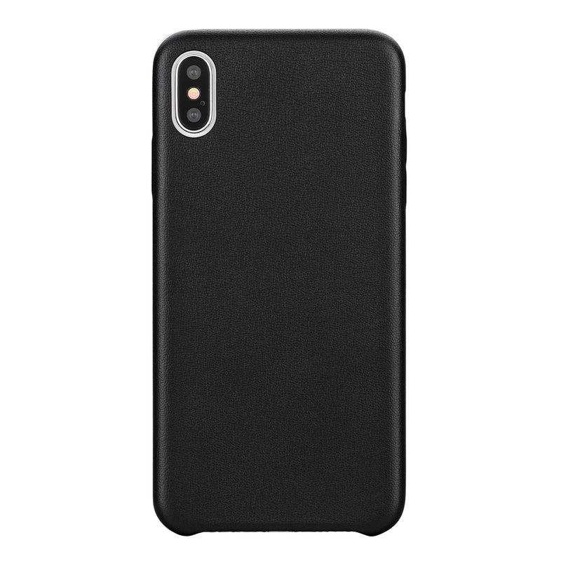 Blu Element  BEVI65BK Velvet Touch Case iPhone XS Max Black