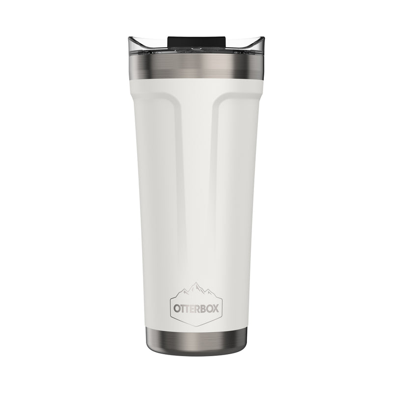 Otterbox  7764093 Elevation Tumbler w/Lid 20 OZ Ice Cap (White)
