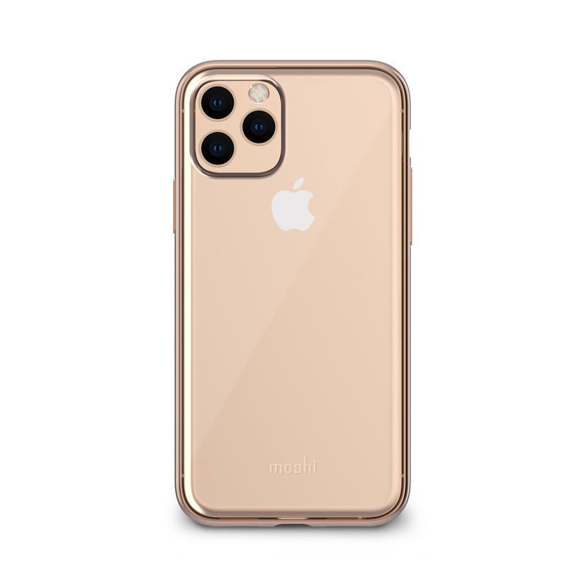 Moshi  99MO103303 Vitros Clear Case iPhone 11 Pro Gold