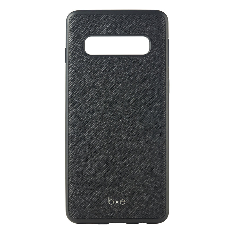Blu Element  BESFS0B Saffiano Case Galaxy S10e Black