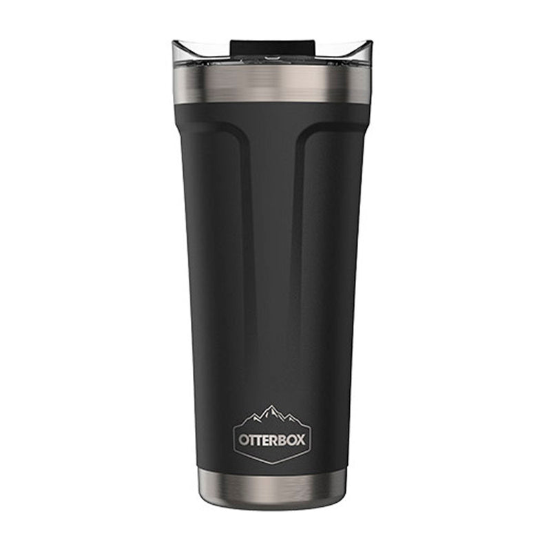 Otterbox  7758722 Elevation Tumbler w/Lid 20 OZ Silver Panther (Black)