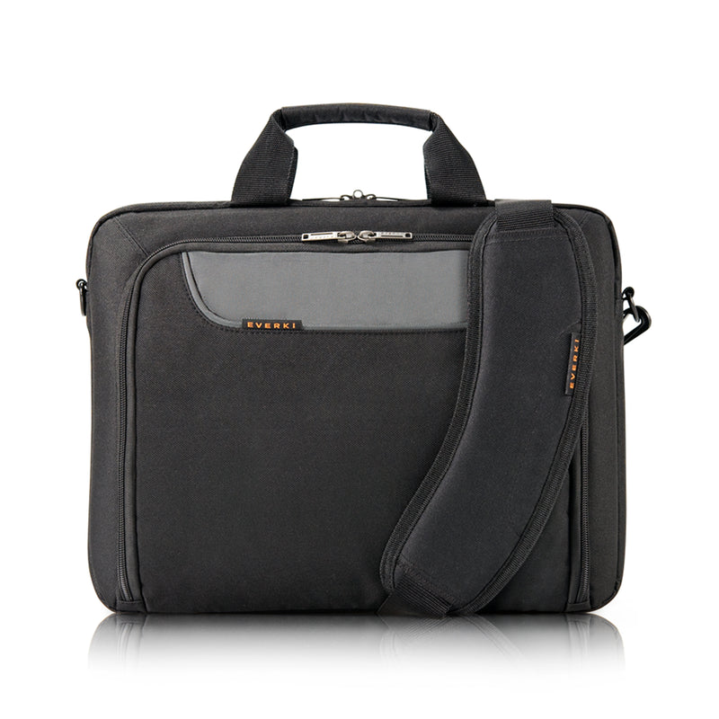 Everki  EKB407NCH14 Advance Laptop Bag/Briefcase up to 14.1 inch Black