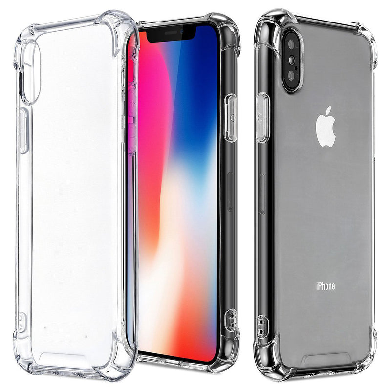 Blu Element  BEDZCI61 DropZone Clear Rugged Case iPhone XR Clear
