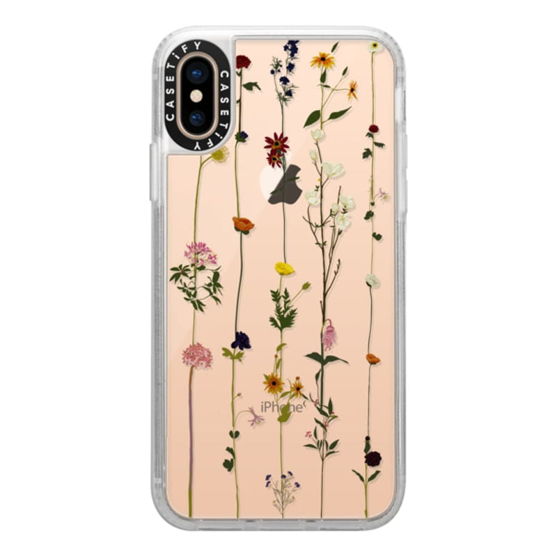 Casetify  CTF29137287411804 Grip Case iPhone XS Floral