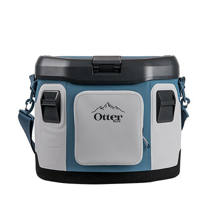 Otterbox  7757017 Trooper 20 QT Cooler Hazy Harbor (White/Blue)