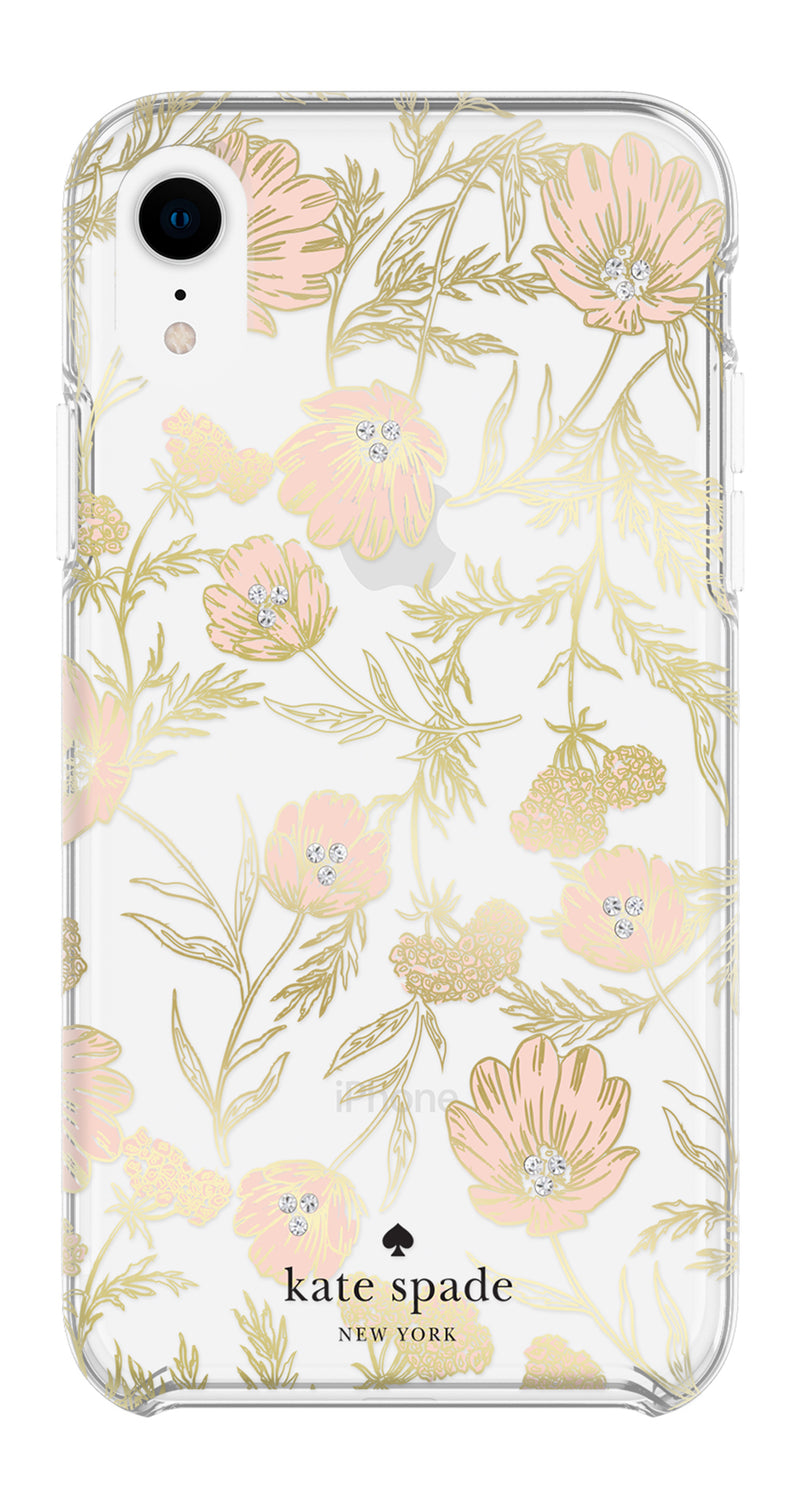 Kate Spade  KSIPH108BPKGG Protective iPhone XR Blossom Gold