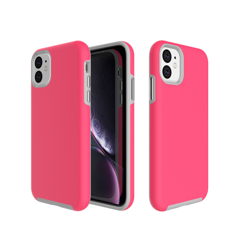 Blu Element  BEA2X61P Armour 2X iPhone 11/XR Pink