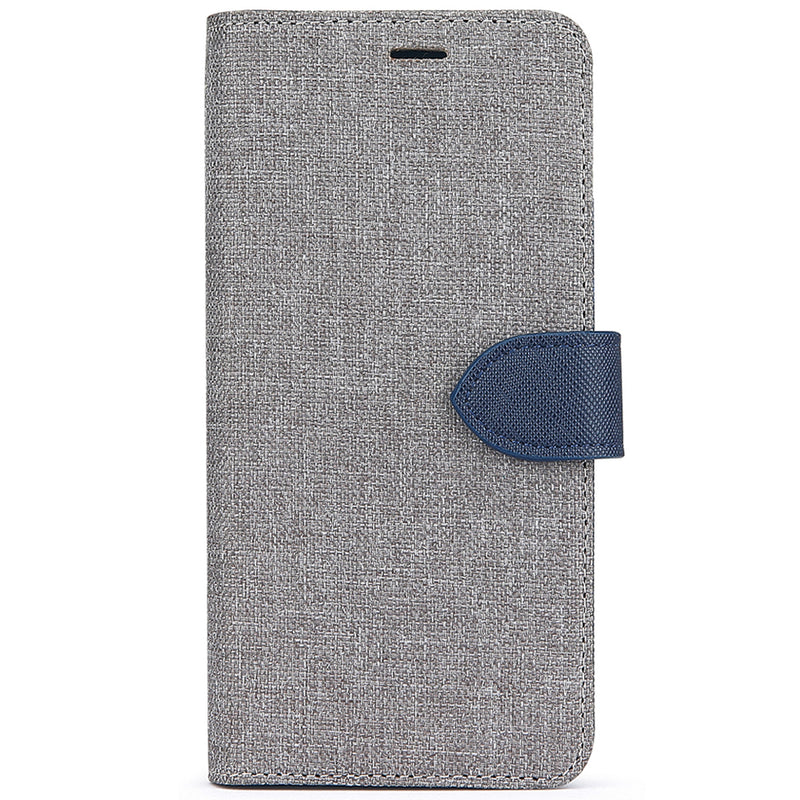 Blu Element  B21GJ3GB 2 in 1 Folio Galaxy J3 2018 Grey/Blue