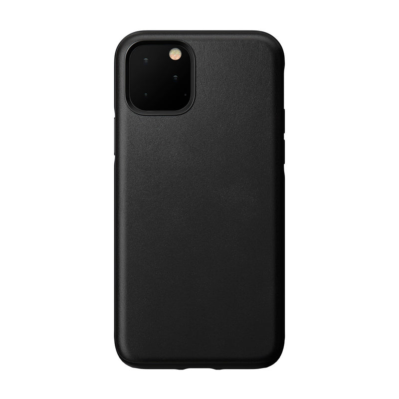 Nomad  NM21W10R00 Rugged Leather Case iPhone 11 Pro Black