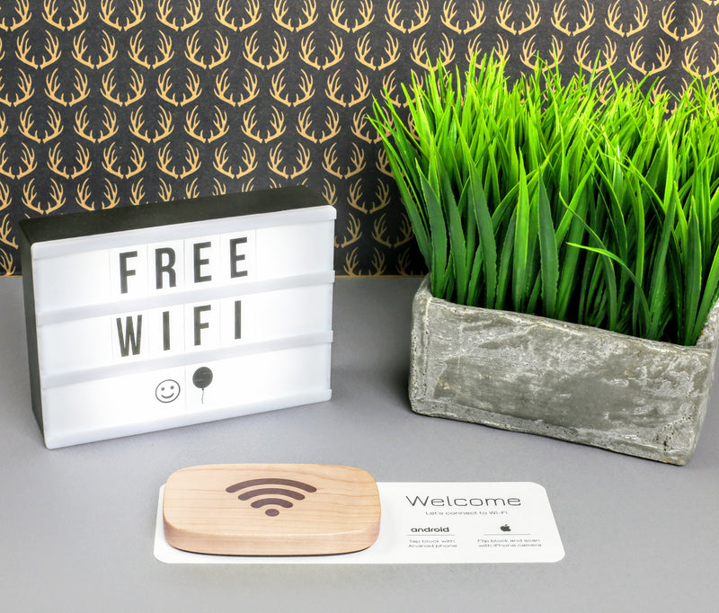 Wifi Porter - Connect Guests to your network quickly!