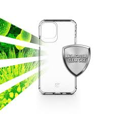 Étui De Protection Antimicrobienne Transparent - IPhone SE 2020/8/7