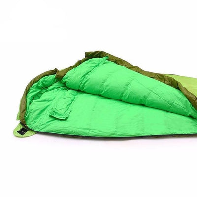 Cold Weather Sleeping Bags for Winter Camping