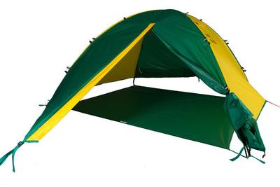 Elite Rainfly XT Trail 43 2-in-1 Tent, 3P Footprint Comfortable